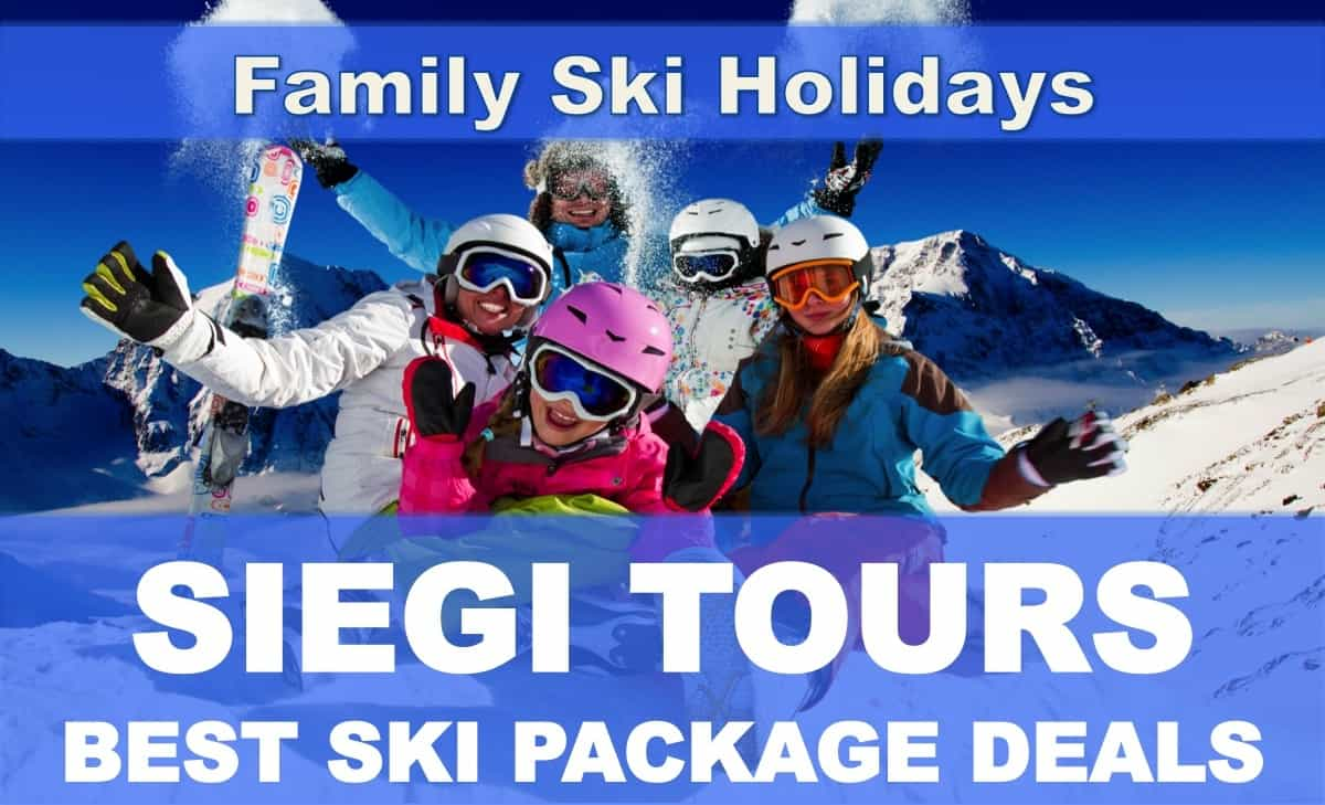 Carnival Family Ski Trip Austria Offer
